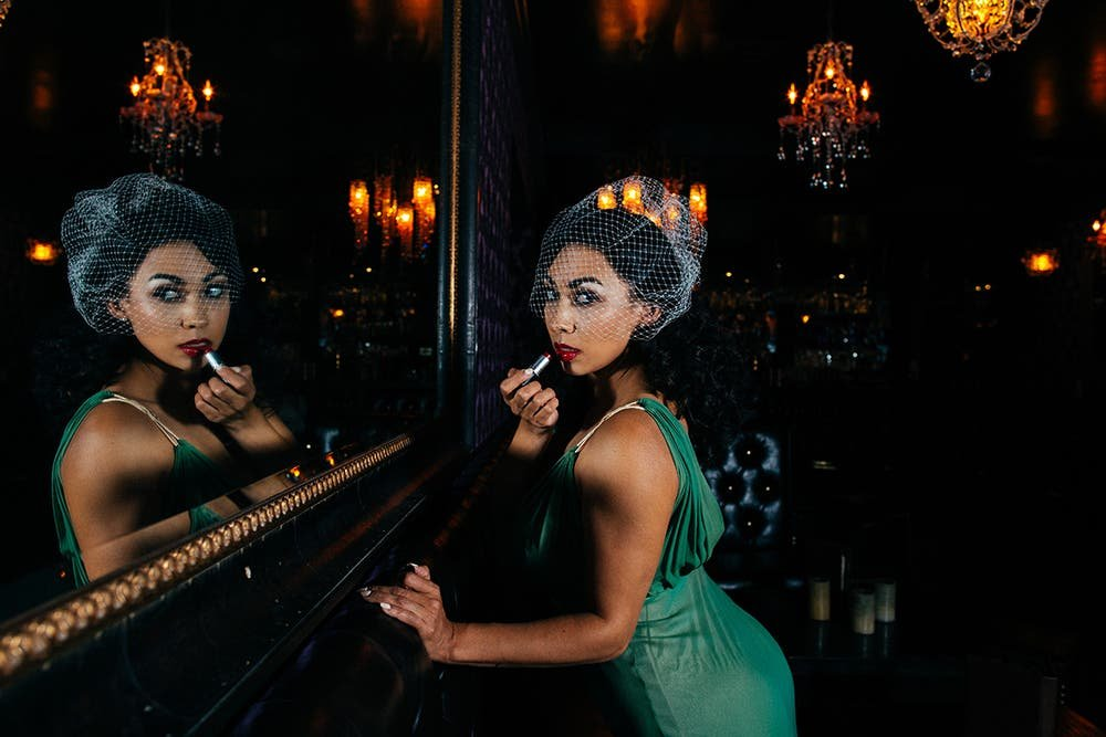 """Creating the Photograph: Nathan Hostetter's """"Mirror Mirror"""""""
