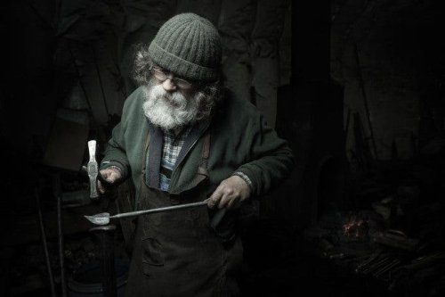 The Blacksmiths Profiles a Disappearing Craft