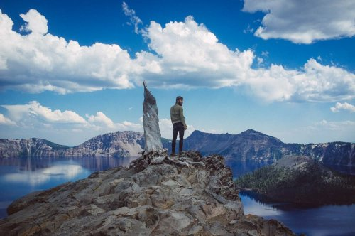 Matt Lief Anderson Finds Inspiration in the Solitude of Nature