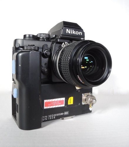 This $24,995 Nikon F3 Camera Is One of 50 Cameras Made