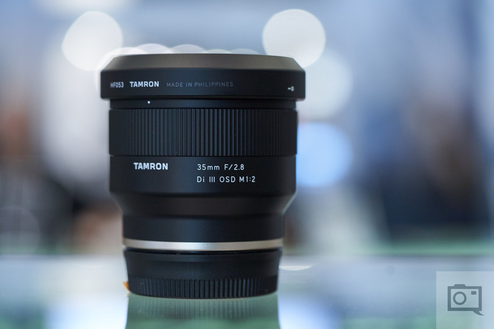 Review: Tamron 35mm f2.8 Di III OSD (Sony FE Mount)