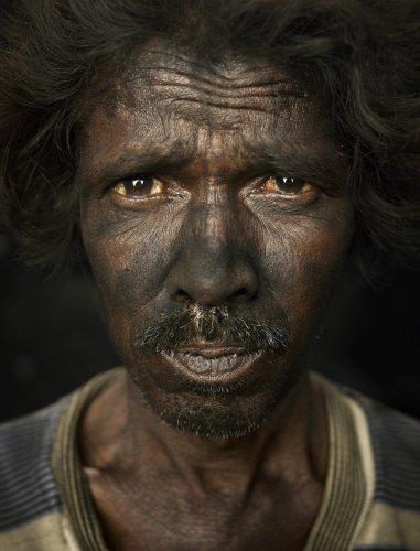 Ken Hermann's Telling Portraits of Coal Miners