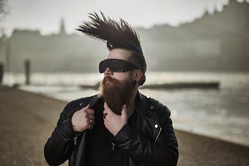 The Beards Project: Portrait Photography Emphasizing Many Glorious Beards