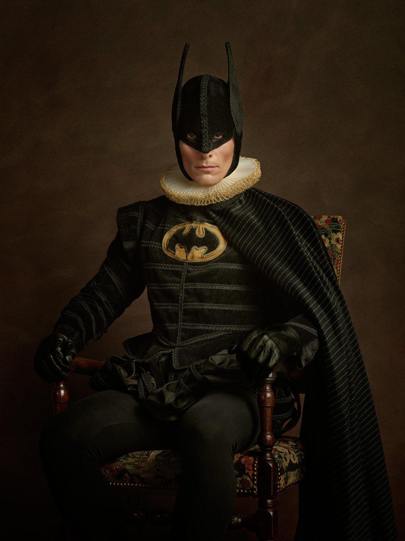 Super Flemish Puts Superheroes in the 16th Century