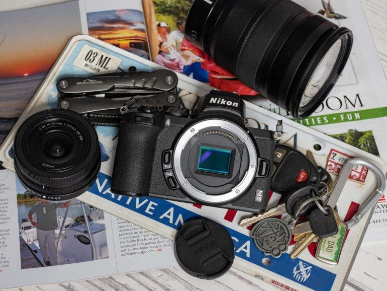 A Nice Camera With a Serious Identity Crisis: Nikon Z50 Review