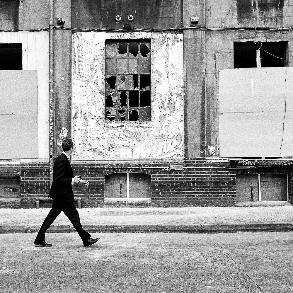 Nicole Struppert: Finding Geometry in Street Photography