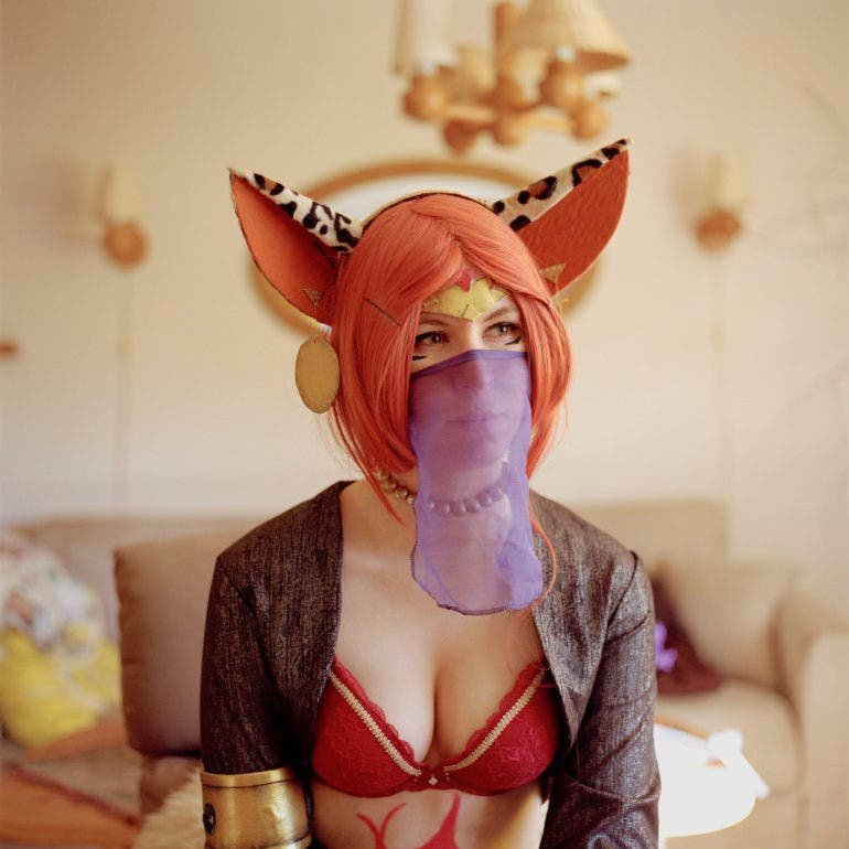 Fantasy Meets the Mundane in Georg Aamodt's Cosplay Series