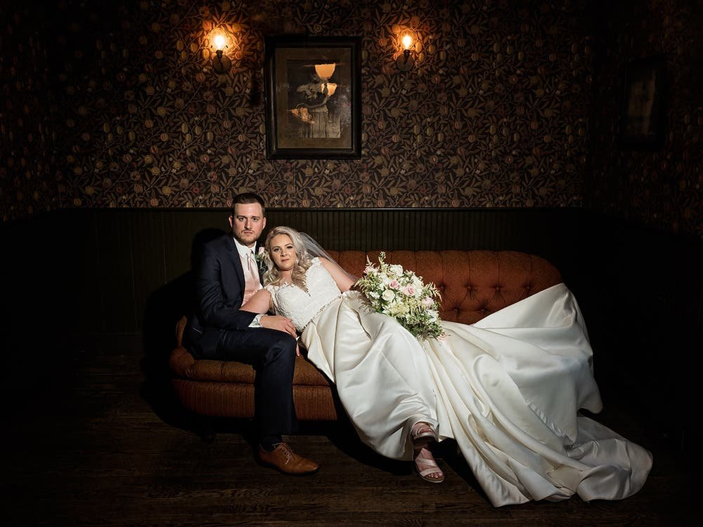 Posing Brides and Grooms: An Introduction for Photographers
