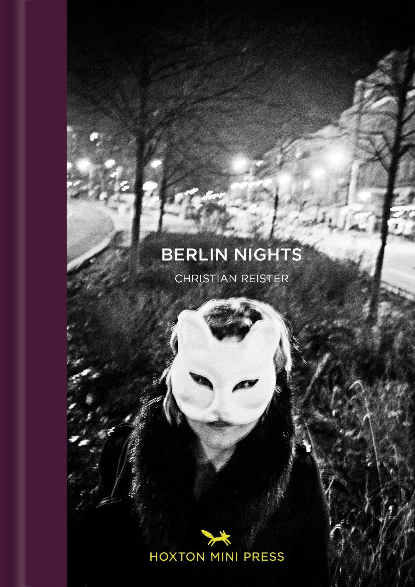 Christian Reister: Berlin's Frenetic Nightlife in Gritty Black and White