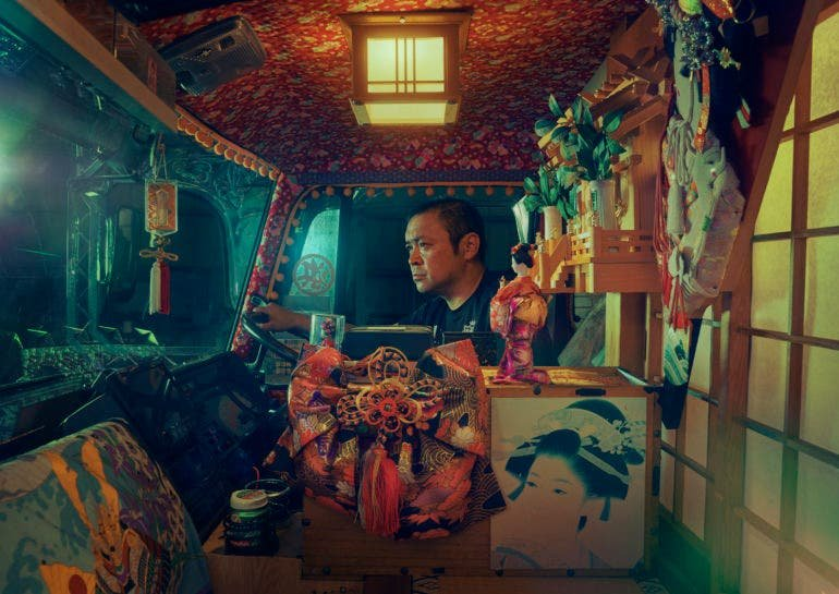 "Todd Antony Explores Japan's ""Dekotora"" Culture in Painterly Photos"