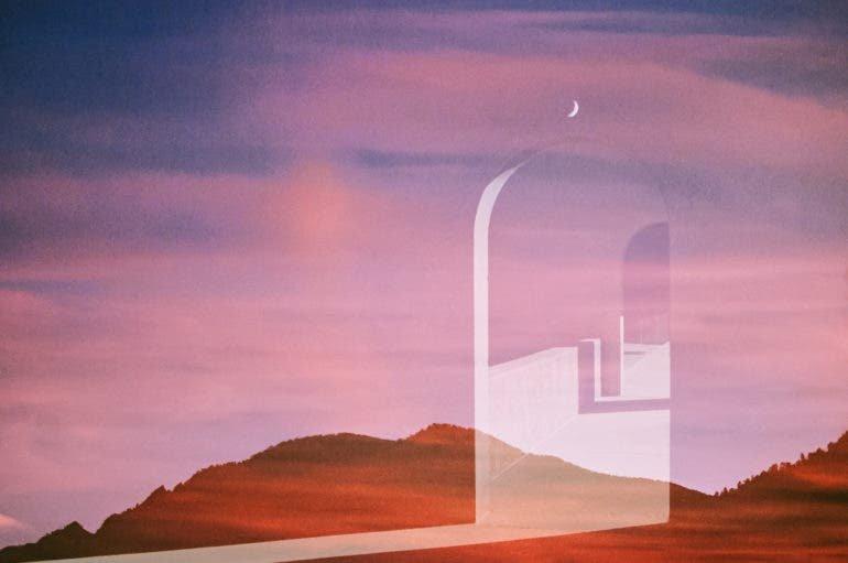 Caitlin Fullam Creates a Magical World of Surreal Landscapes