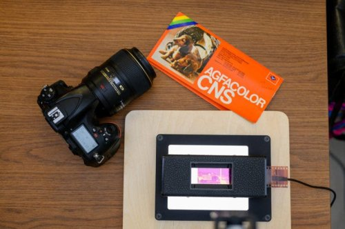 Scan Your Old Rolls Quickly. Negative Supply Basic 35mm Kit Review