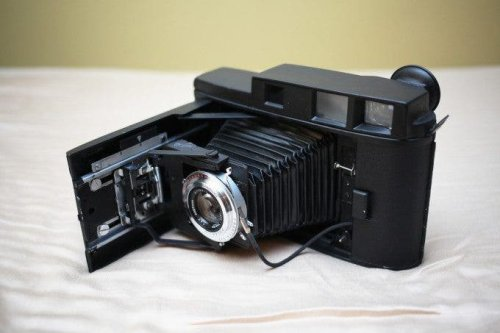 Dale Rothenberg's Custom-Built 4x5 Rangefinder - The Phoblographer
