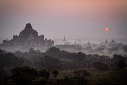 Michael Kunde's Myanmar Photo Series