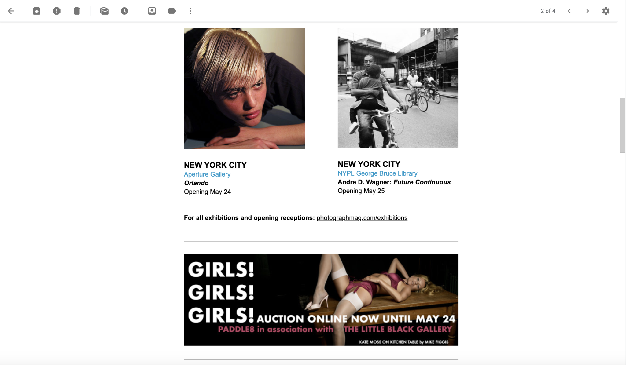 Girls! Girls! Girls!: A Take on the Objectification of Women in Photography