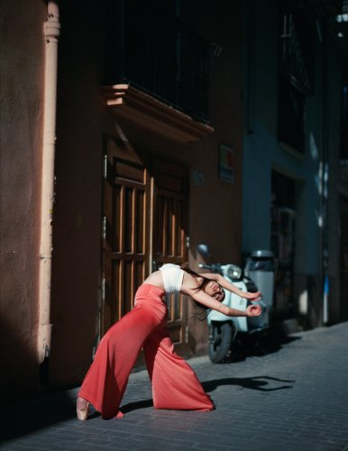 16 Photo Essays on Dancers Bound to Make You Leap in the Air