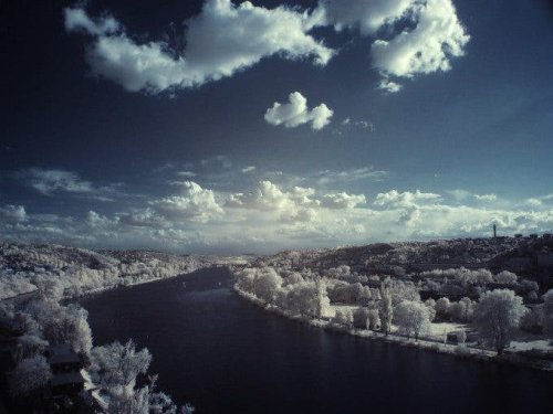 Be Inspired by These Cool Digital Infrared Images by a Prague-Based Photographer - The Phoblographer