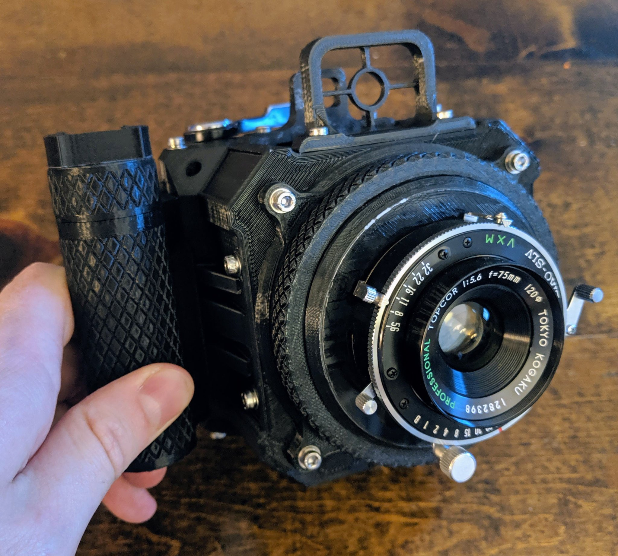 This Modified Camera Is a Cool DIY Project for Film Photographers