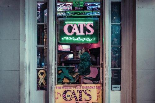 Franck Bohbot Tells Stories Of The New Orleans Night Scenes
