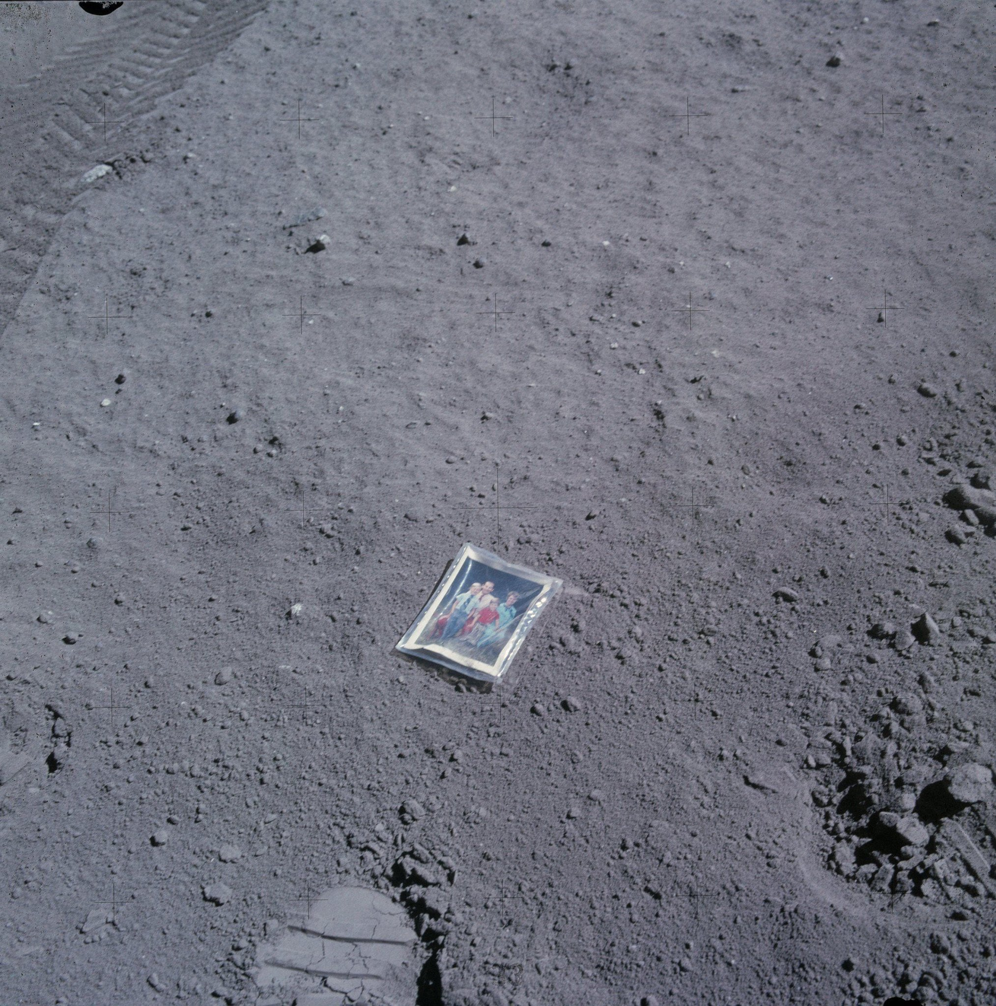 The Story of an Apollo 16 Astronaut Who Left a Family Photo on the Moon
