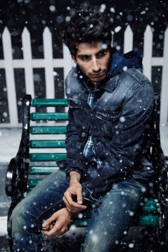 "Creating the Photograph: Aashith Shetty's ""Let It Snow"" - The Phoblographer"