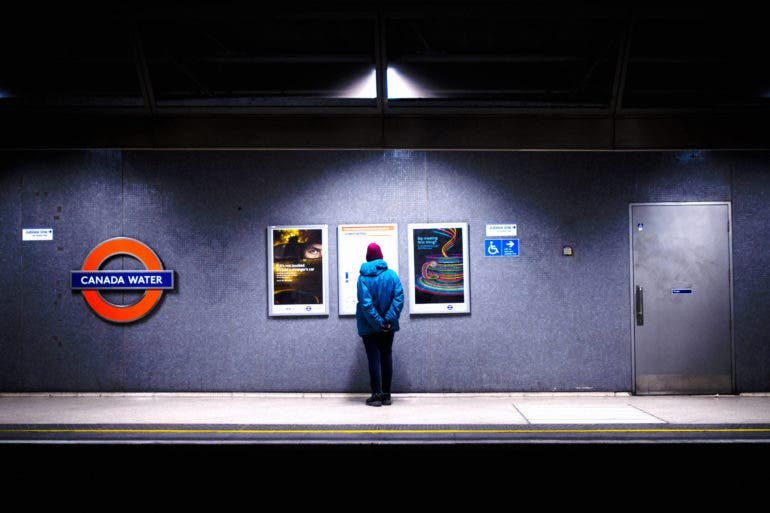 Craig Reilly's Street Photography Play With Shape and Shadow In London