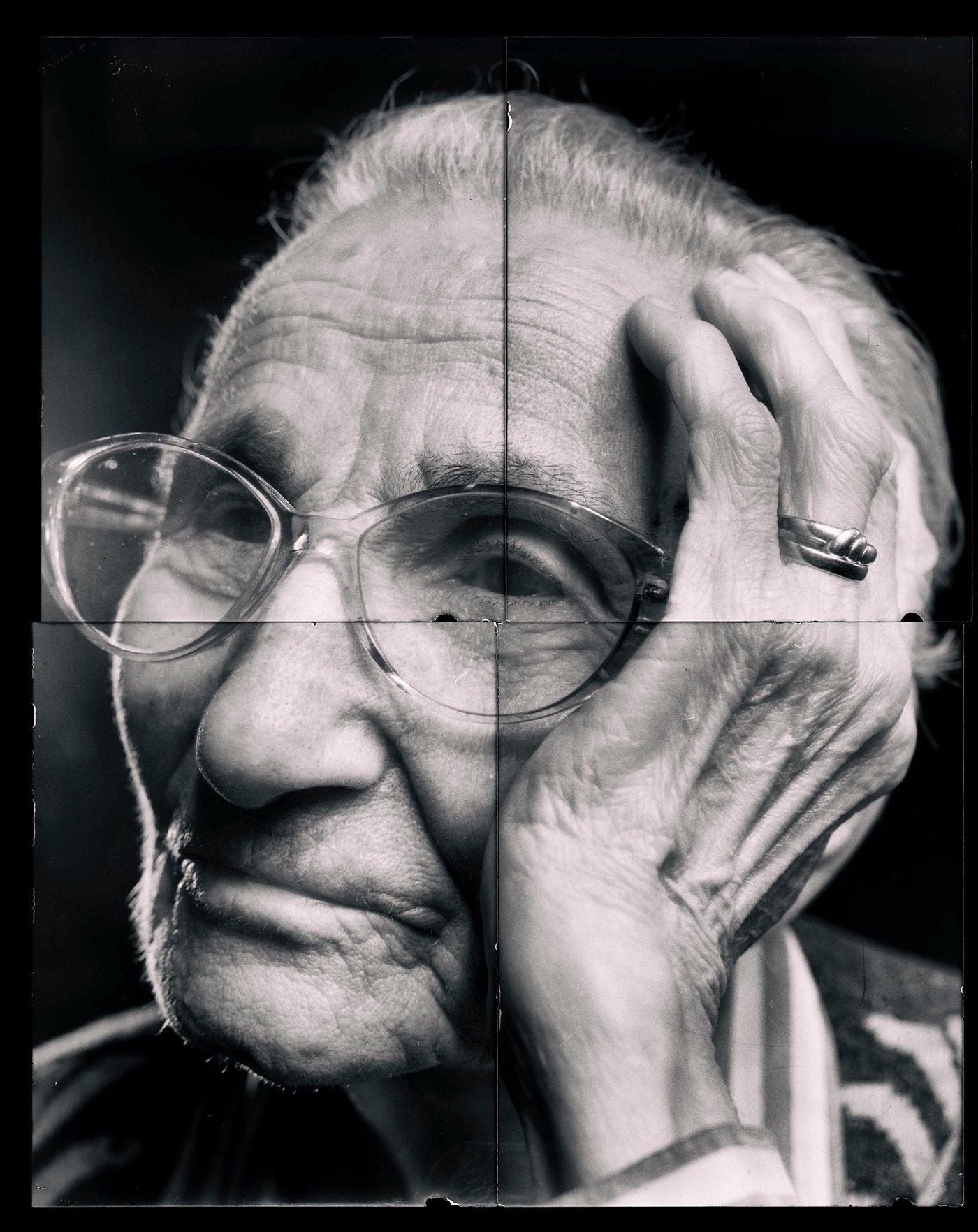 Aron Porszasz Combines 4x5 Film to Make These 8x10 Macro Portraits