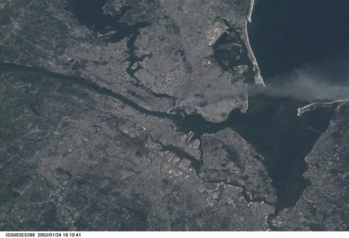 How NASA Captured 9/11: 13 Stories About the Incredibly Tragic Day