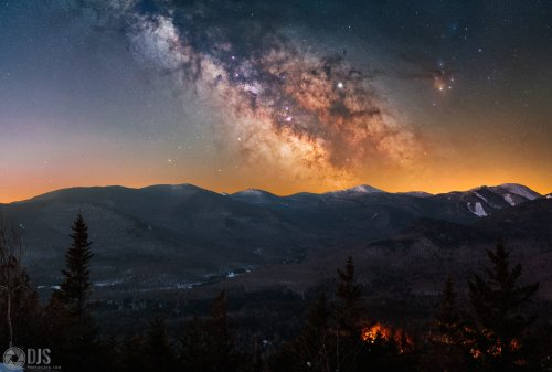 Daniel Stein Does Beautiful AstroPhotography on Film and Digital