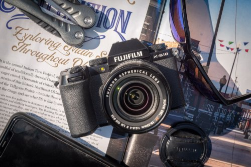 Get the Latest and Greatest Fujifilm Gear at a Lower Price