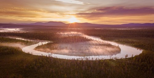 Antti Pietikäinen Takes Us to the Misty Forests of Lapland