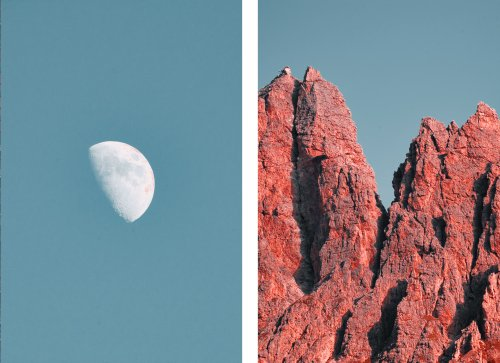 Roland Kramer Makes the Coral Mountains Look Like Mars