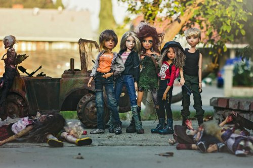 Doll Photographer Sharon Marie Wright Brings Her Subjects to Life - The Phoblographer