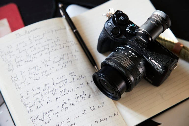 Review: Canon EOS M6 Mk II (An Excellent Travel Camera)