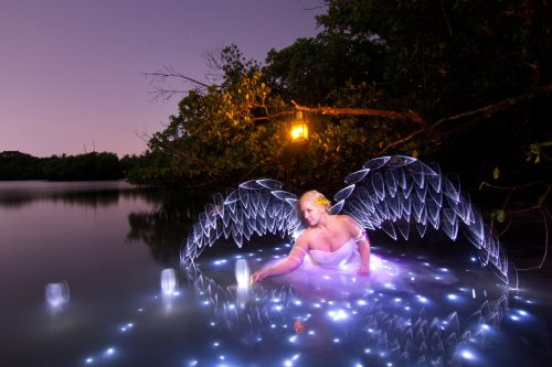 """Creating the Photograph: Jason D Page's """"Lady of the Lake"""""""