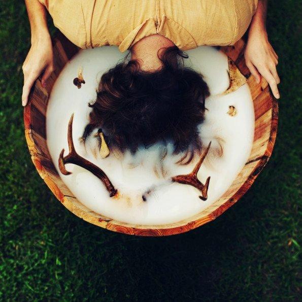 Photographer Sarah Loreth's Fine Art Surreal Portraits