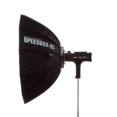 SMDV Claims They Have the Most Simple to Set Up Softbox