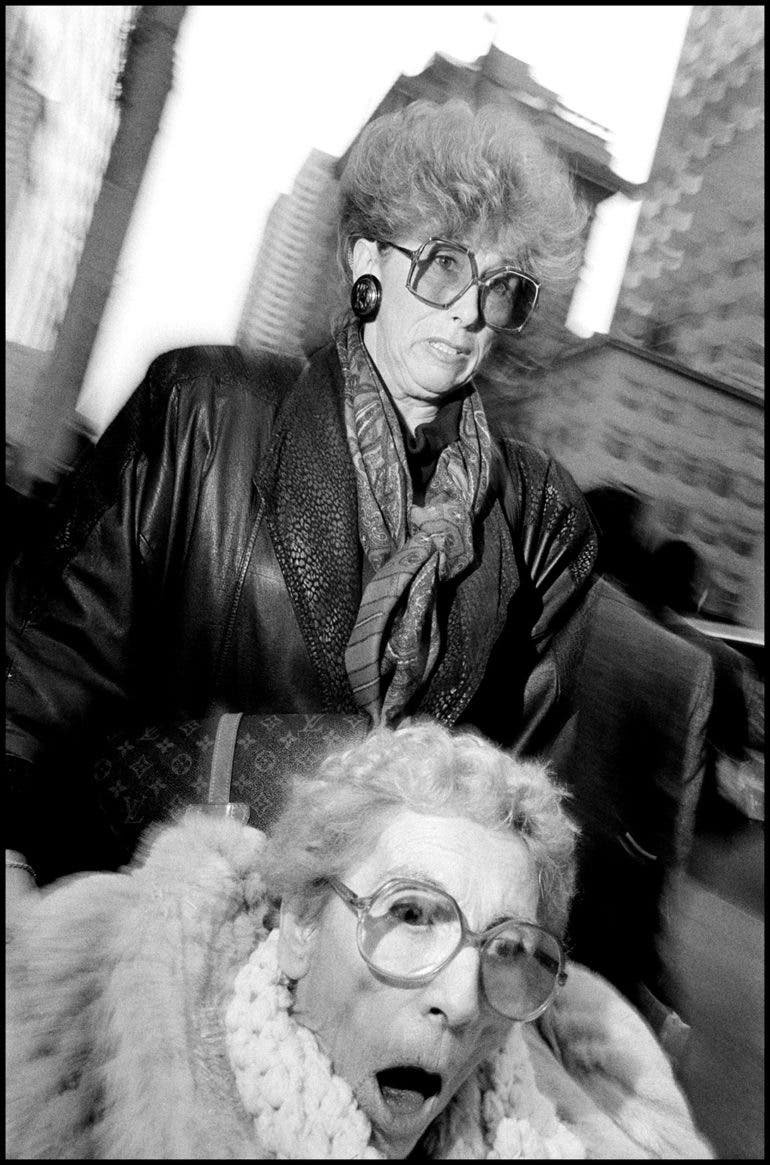 Bruce Gilden Talks About the Powerful Influence of Street Photography