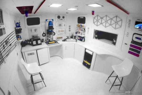 This 1975 Darkroom Looks Like Its Out of Star Trek