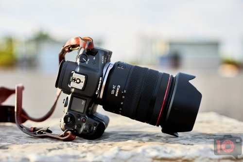 Get the Canon EOS R5 with a 24-105mm for a Great Price (And More!)