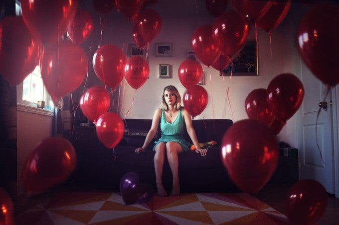 Natalia O's Conceptual Images Play Off Real Life Experiences