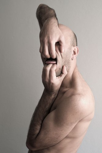 Matteo Verre's Self Portraits May Raise More Questions Than Answers