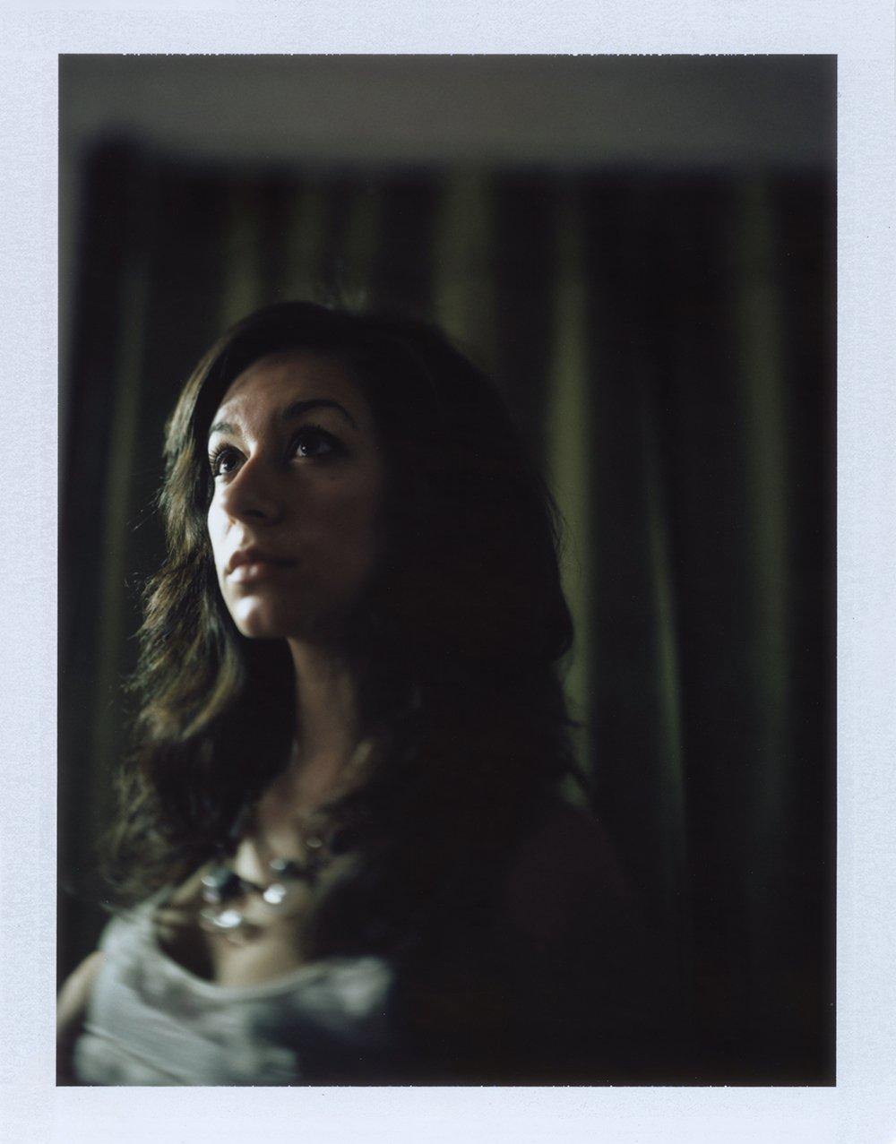 Scott Meivogel: Shooting 4x5 Polaroid Portraits