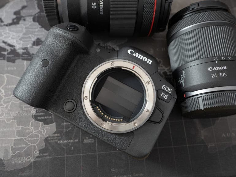 Canon's New Workhorse Camera: The Canon EOS R6 Review