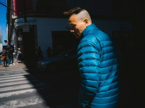 This is What NYC Street Photographers Sometimes Experience