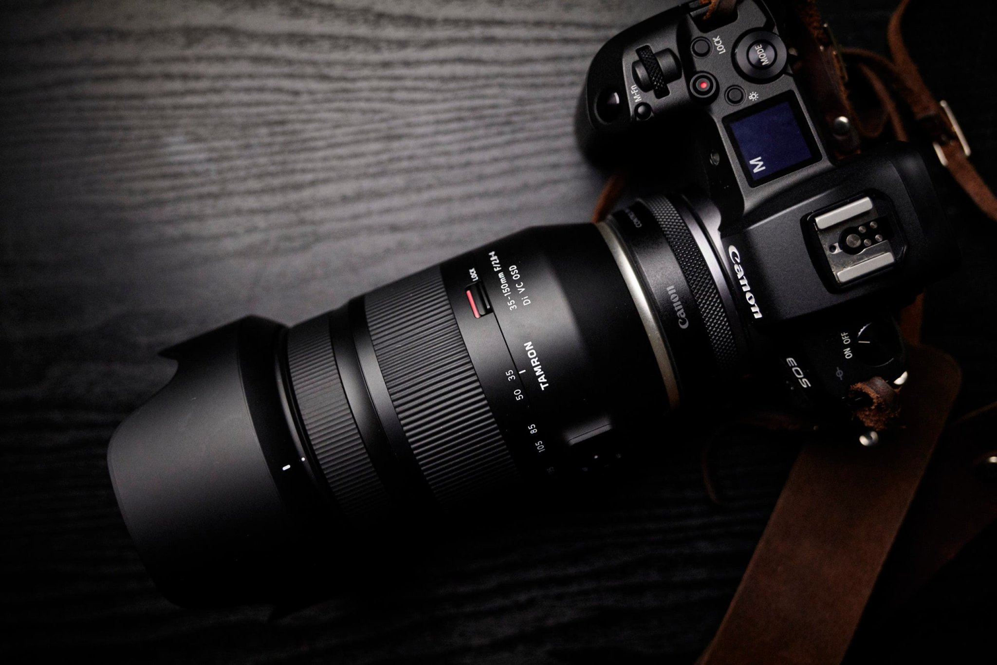 Review: Tamron 35-150mm f2.8-4 Di VC OSD (Canon EF on EOS R)