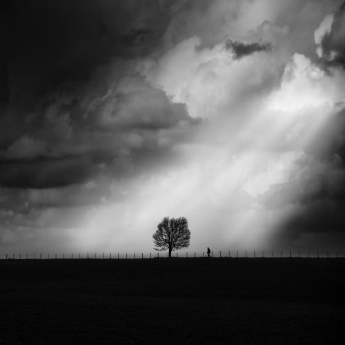 George Digalakis Showcases the Tranquil Allure of Minimalist Landscapes