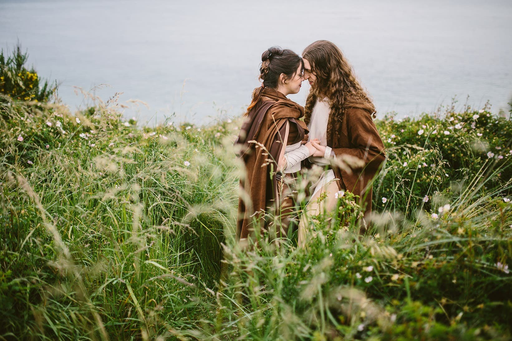 Jason Comerford's Star Wars Engagement Photo Session