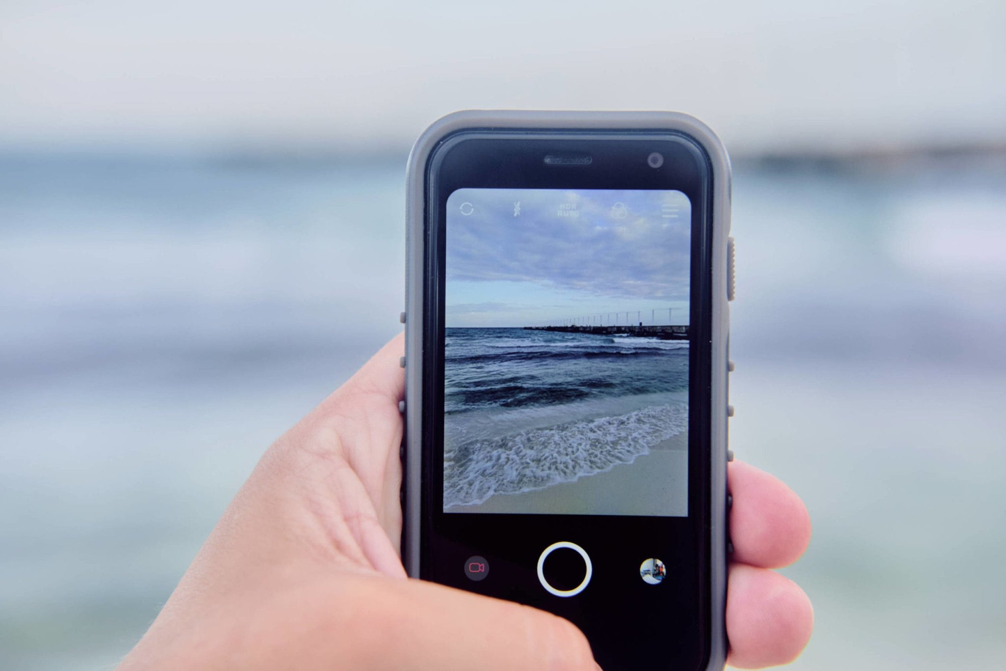 I Used a 3.3-Inch Smartphone Camera: Here Are The Results