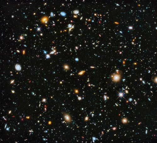 NASA Releases an Impressive Colorful Composite of the Universe that Contains 10,000 Galaxies - The Phoblographer